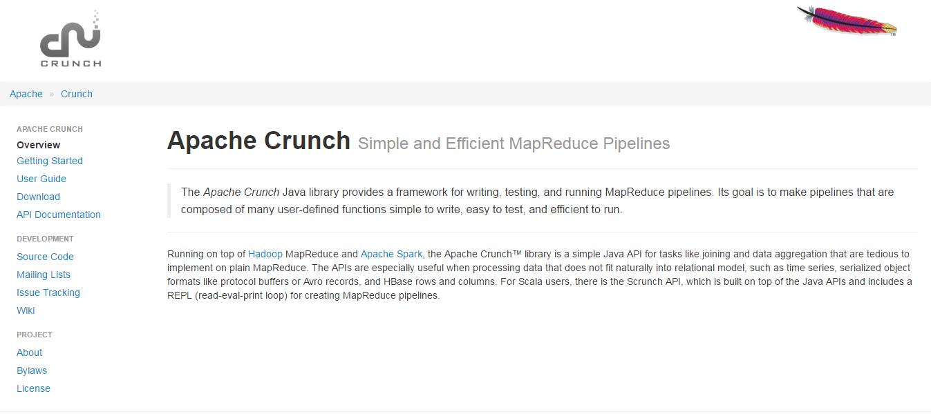 Apache Crunch
