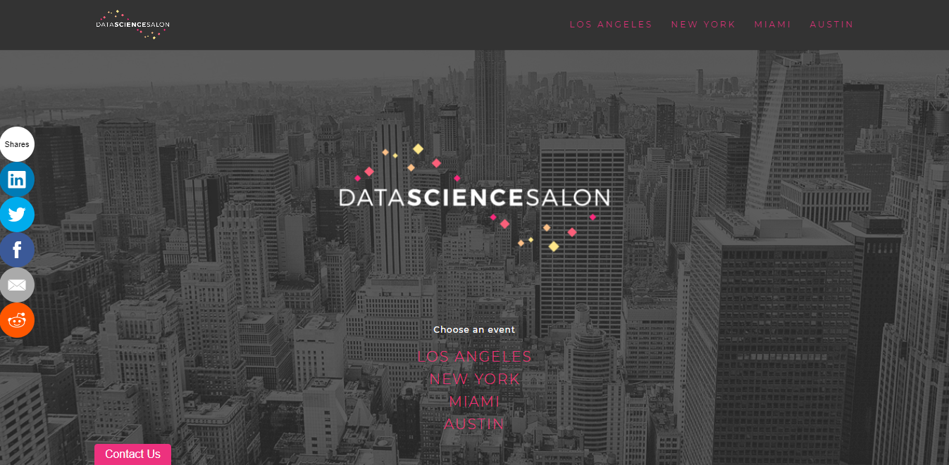 datascience salon