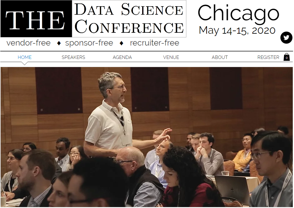 22 Conferences Data Scientists Should Attend in 2019 and