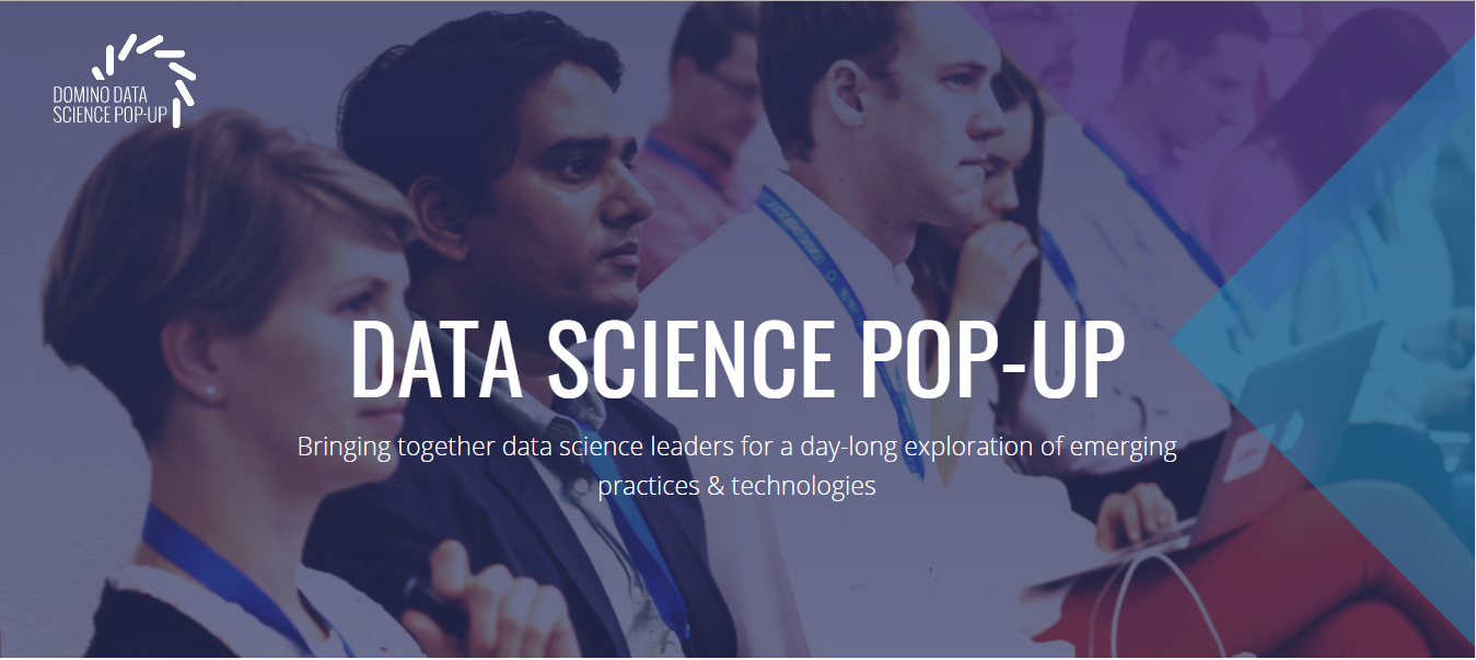 domino data science popup