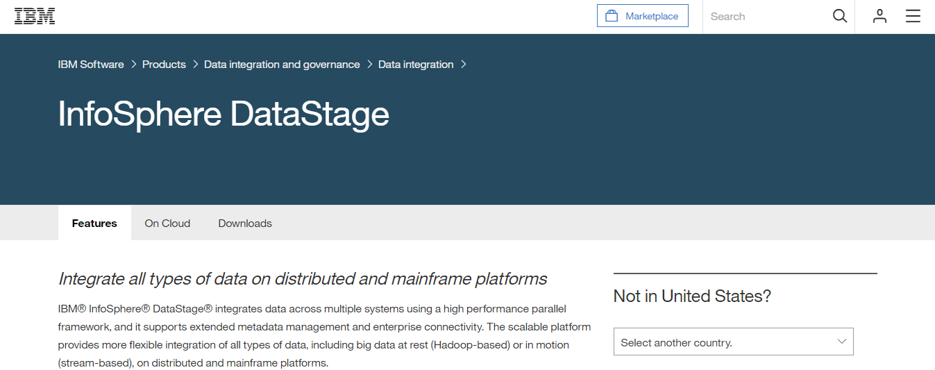 IBM Infosphere Datasage