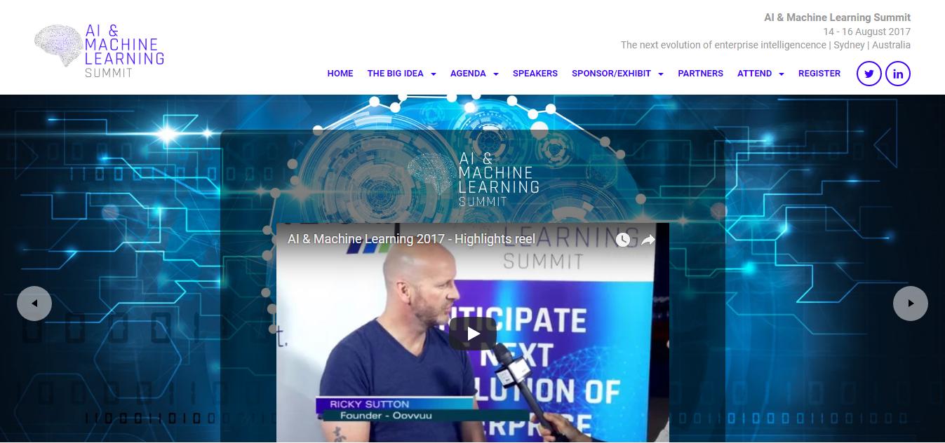 ai & machine learning summit