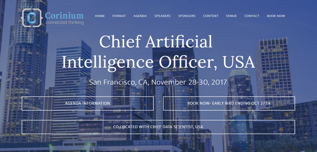 chief artificial intelligence officer