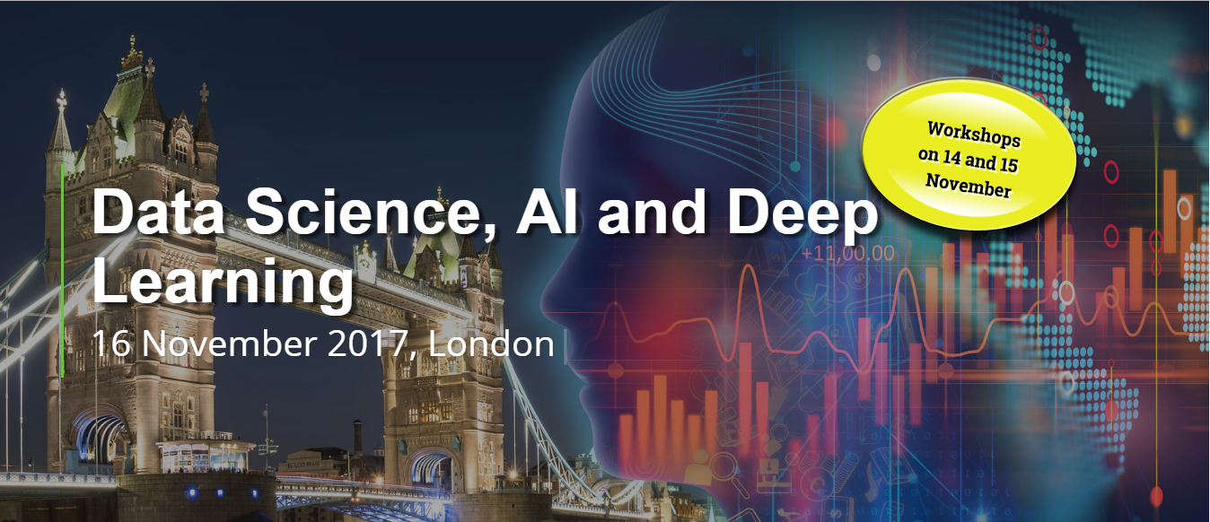 data science, AI and deep learning