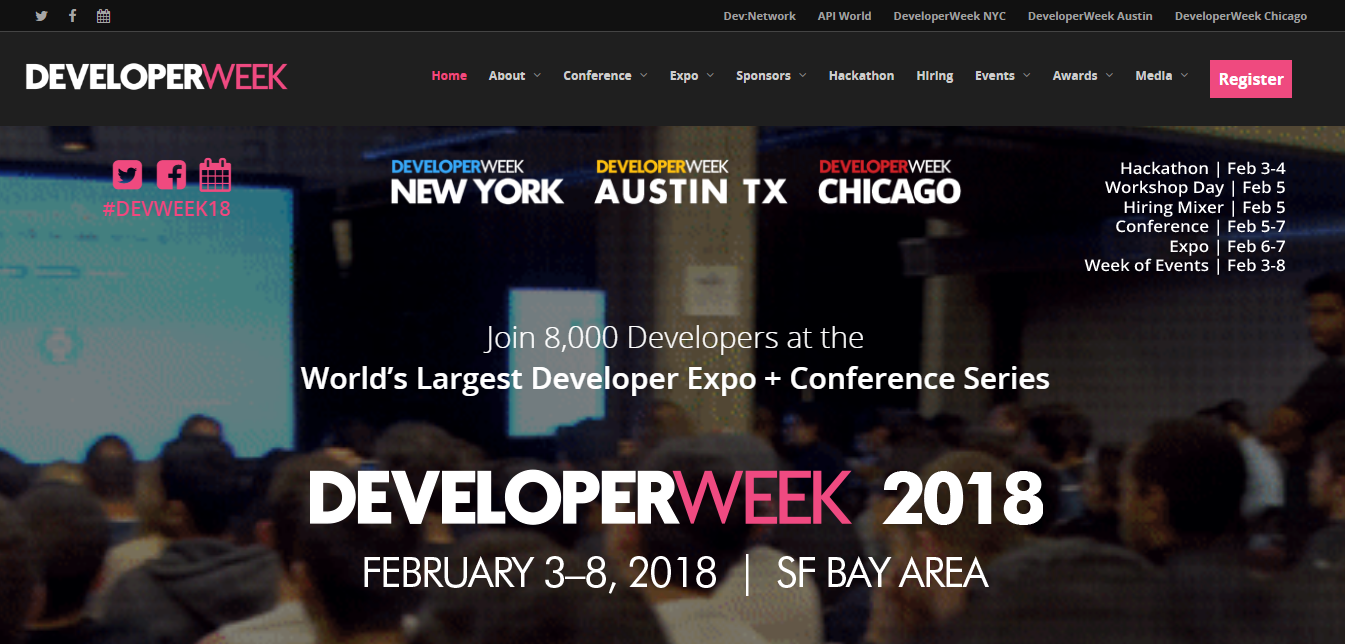developer week