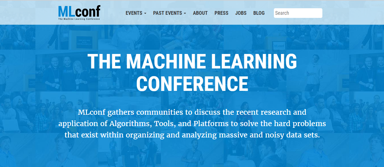 the machine learning conference