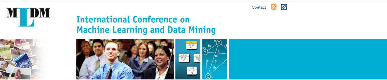 international conference on machine learning and data mining