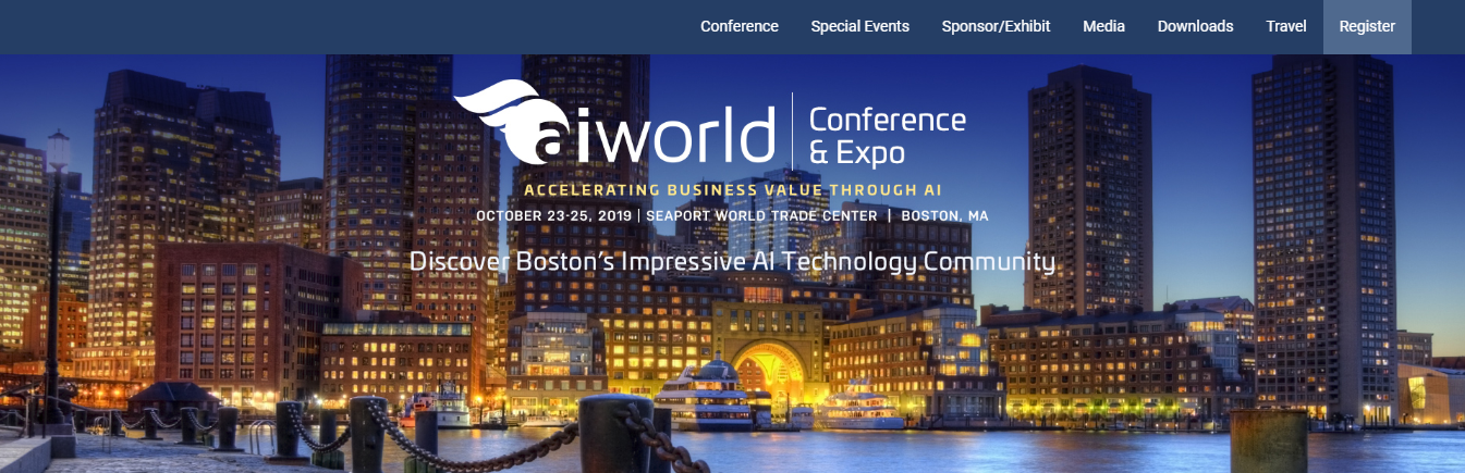 ai world conference & expo
